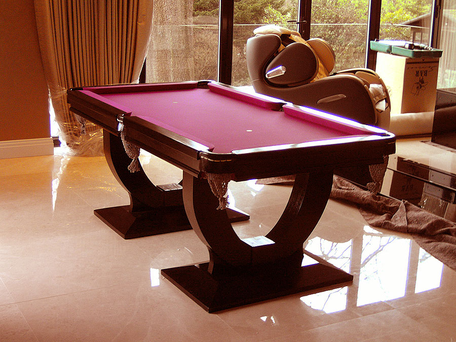 Omega Snooker Table