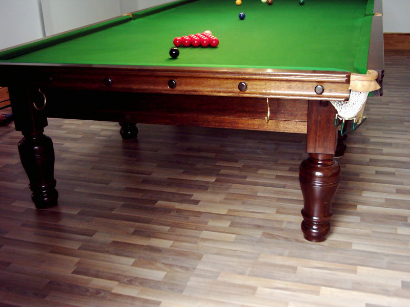 Club Level Snooker Table